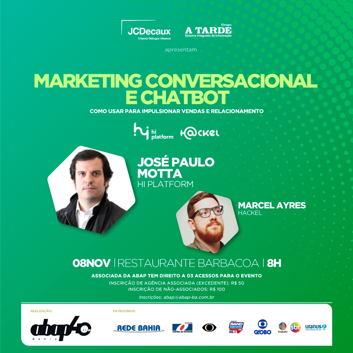 marketing conversacional chatbots