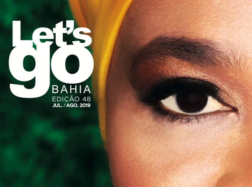 Revista Let's Go Bahia